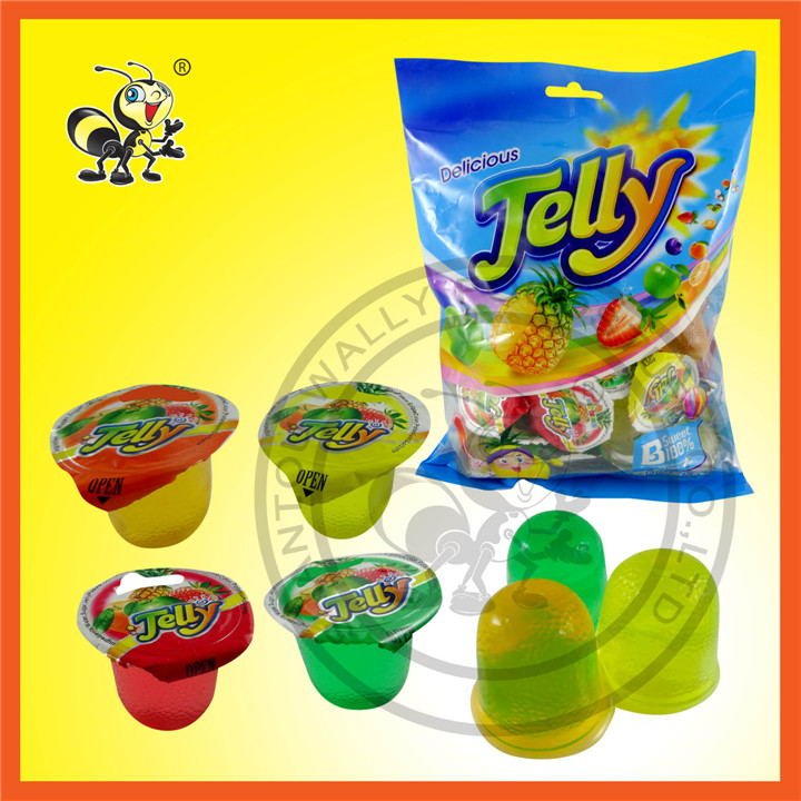 Different Flavor Delicious Jelly Cup