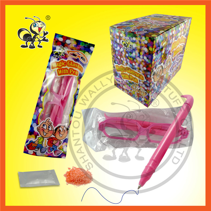 Magic Glasses With Pen And Popping Candy Surprise Candy