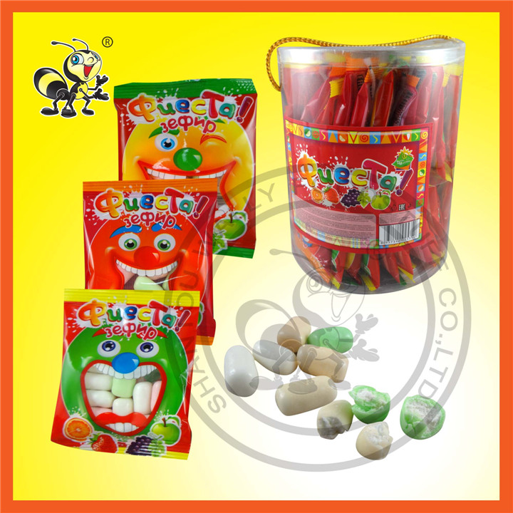 Different Color Crackling Jelly Jelly Candy