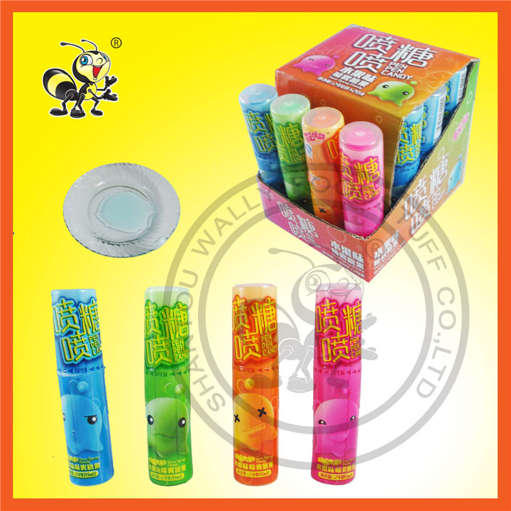 Hot Selling Fruit Flavour Spray Candy