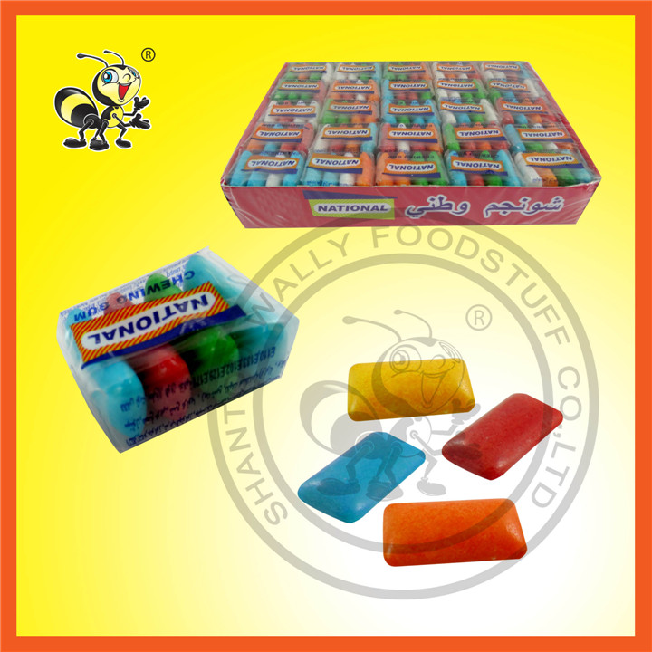 Delicious And Small Gum Candy Chewing Gum