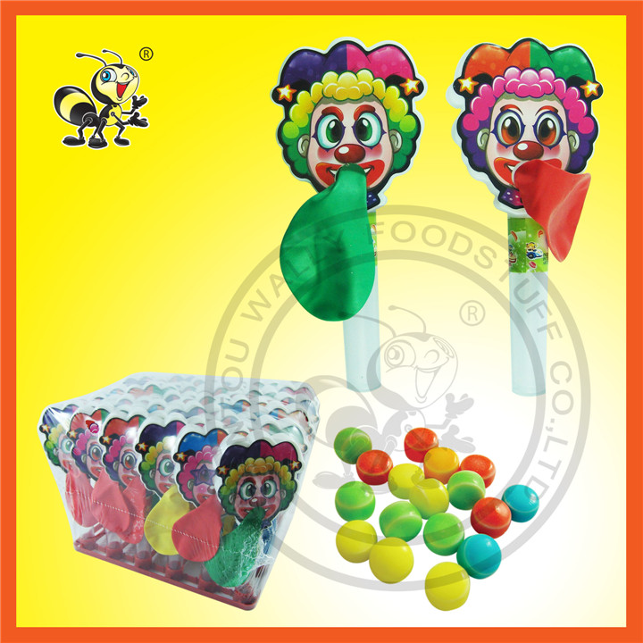 Ballon Toy With Candy Clown Toy Toy Candy
